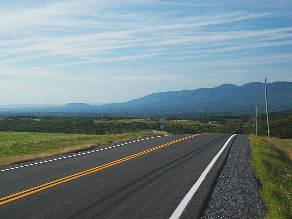 Photo: Route 359 Towards Catskills