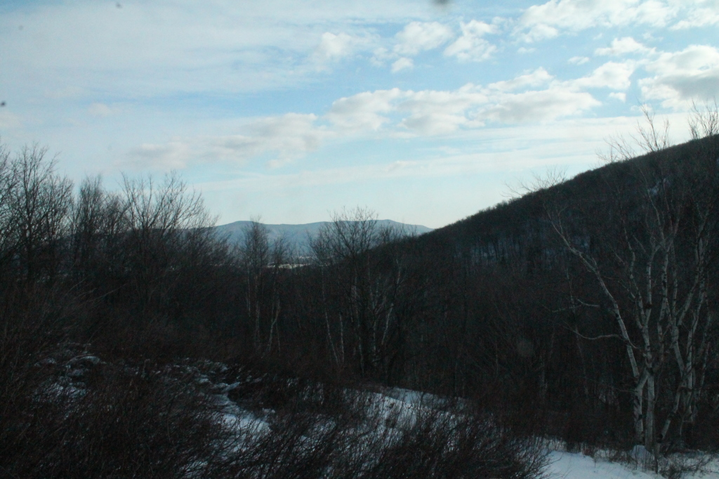 Photos: Petersburg Pass (Jan 19, 2013, Part A)