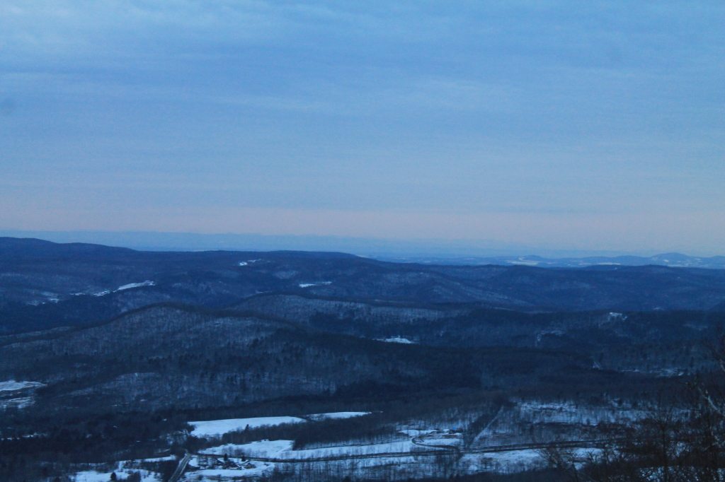Photo: Albany in the Distance
