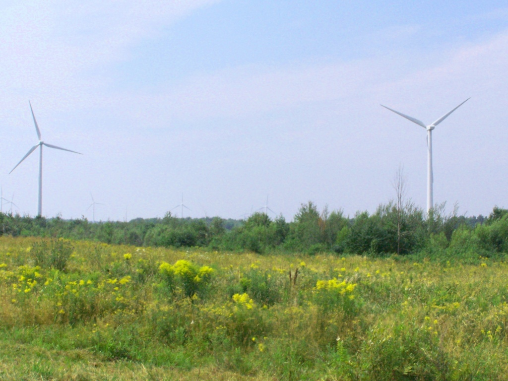 Iowa gets about 27% of energy from wind
