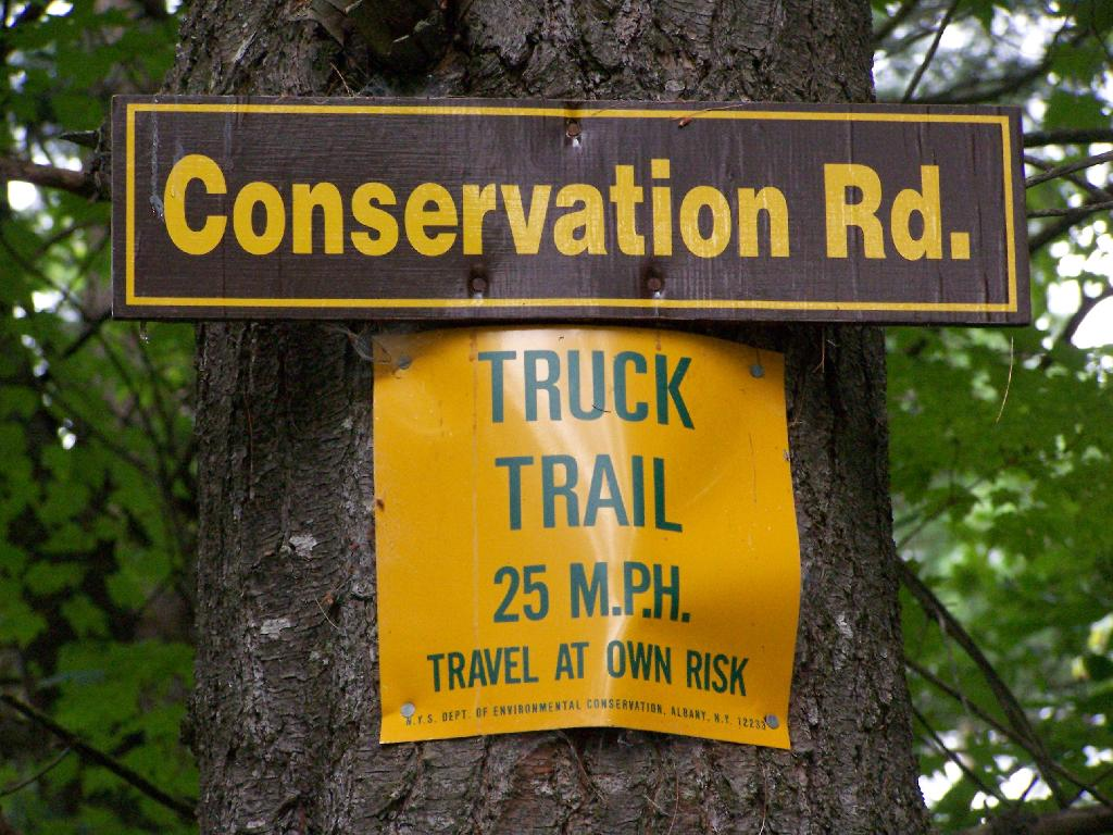 Photo: Conservation Road