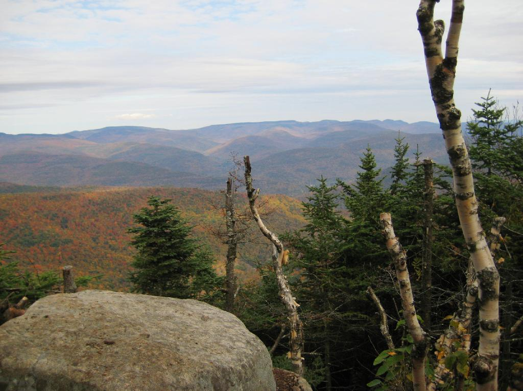 Photos: Panther Mountain (Oct 12, 2009, Part B)