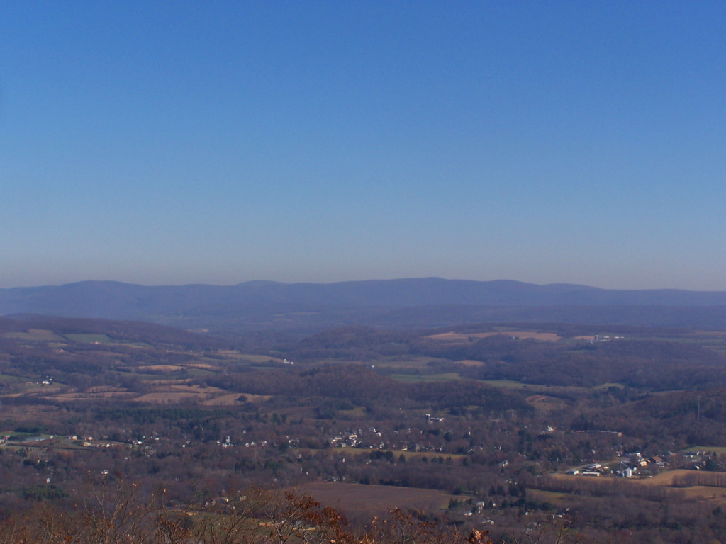 Photo: North-East Over Pine Plains