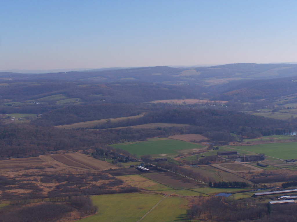 Photo: Fields in Pine Plains Valley