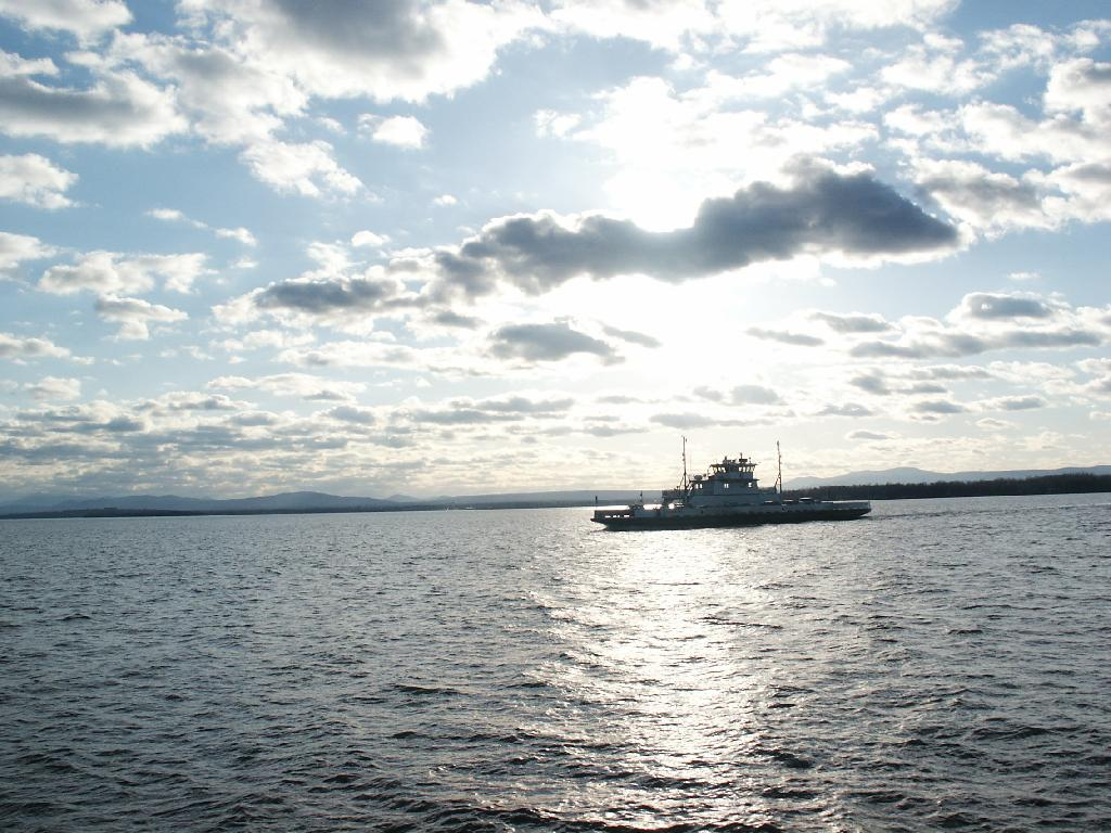Photo: Ferry Boat
