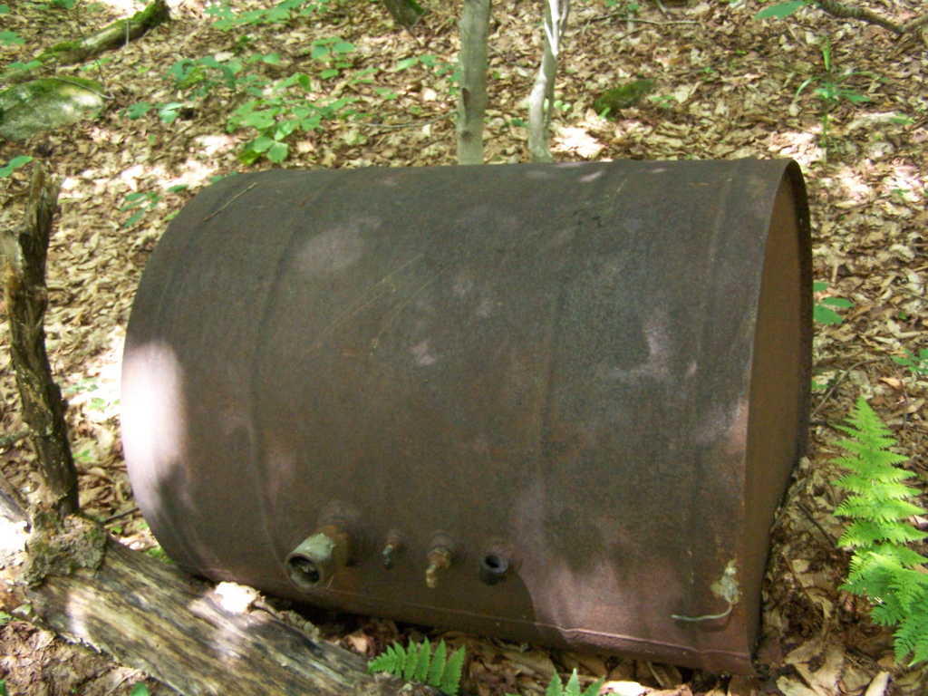 Photo: Old Water Tank