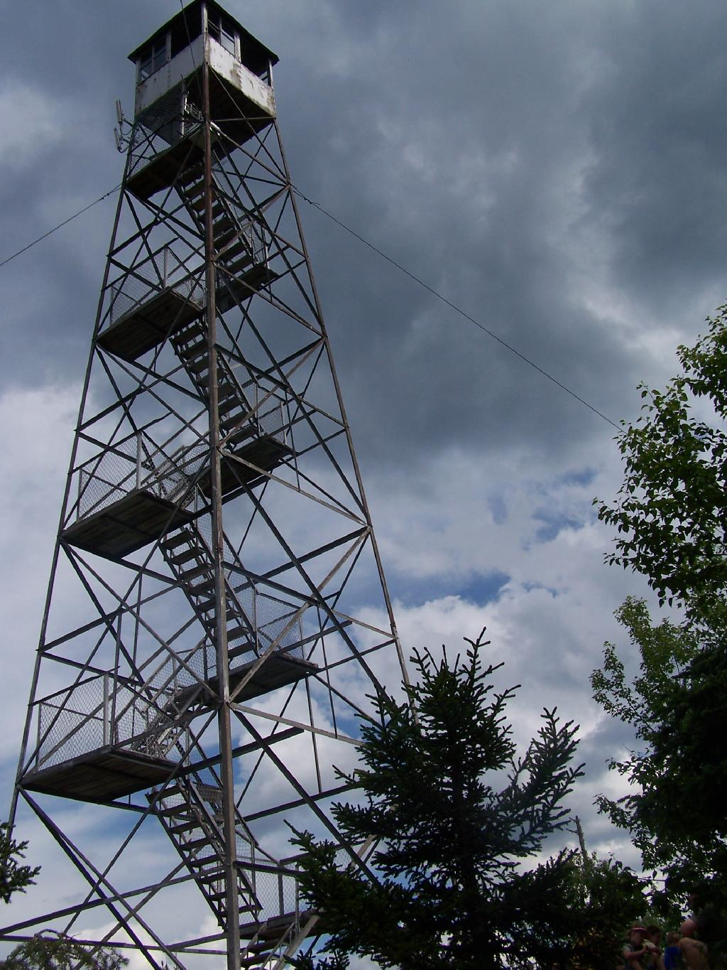 Photo: Goodnow Firetower