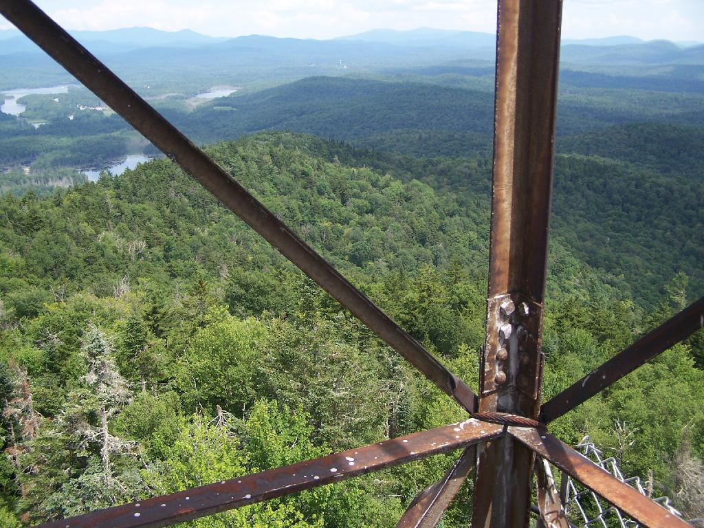Photo: Firetower Corner