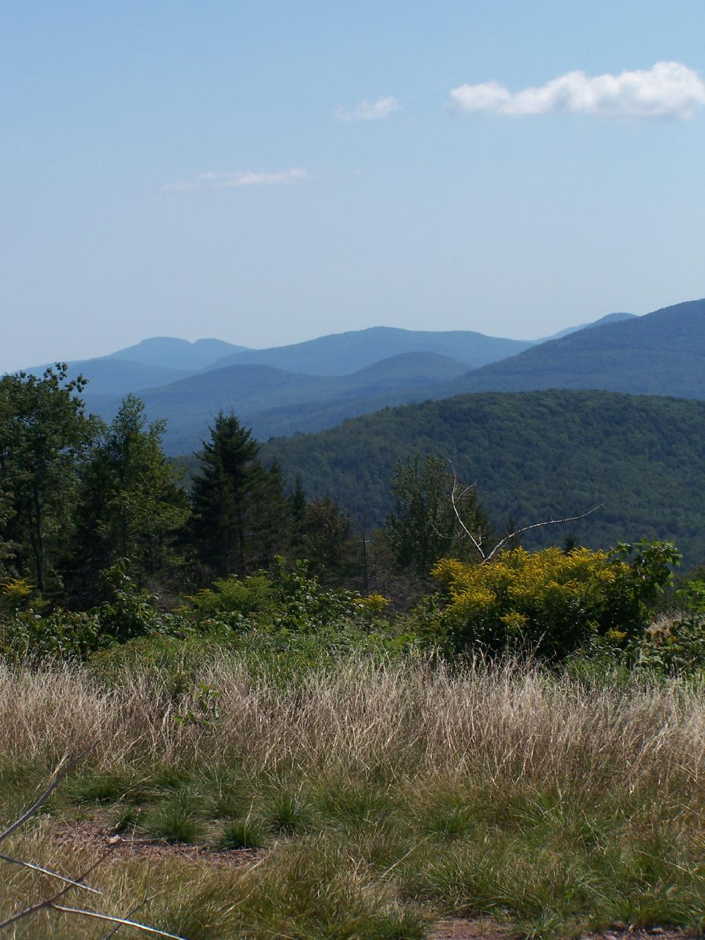Photo: Kaaterskill High Peak and Other Mountains
