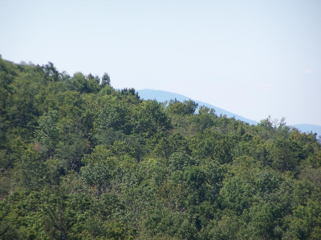 Photo: Huntersfield Peaks in Distance