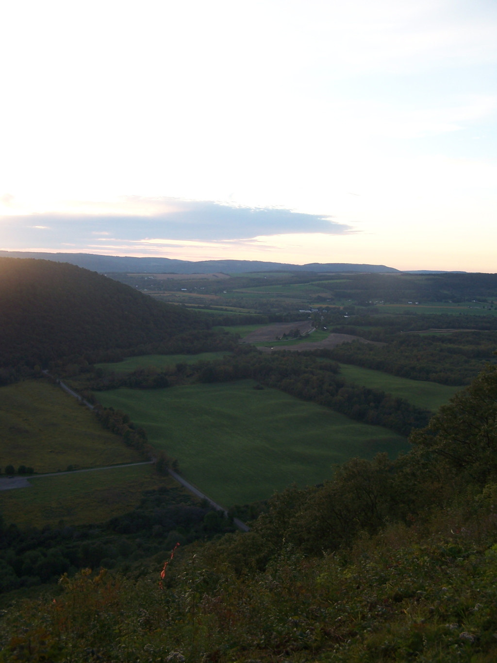 Photo: North-West Through the Valley
