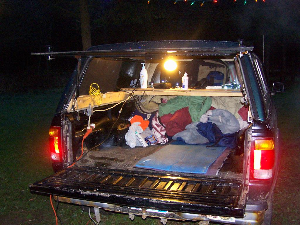 Truck camping in pictures andy arthur nycmap id sciox Choice Image