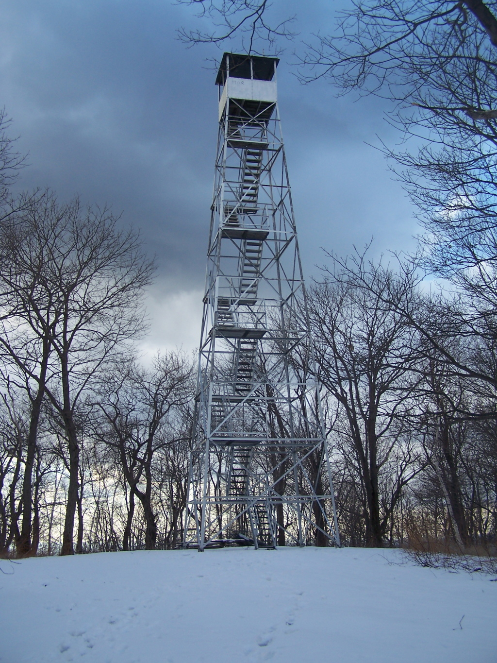 Photo: Beebe Hill Firetower