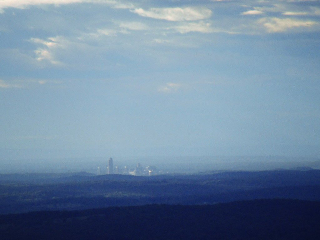Photo: Albany In The Haze