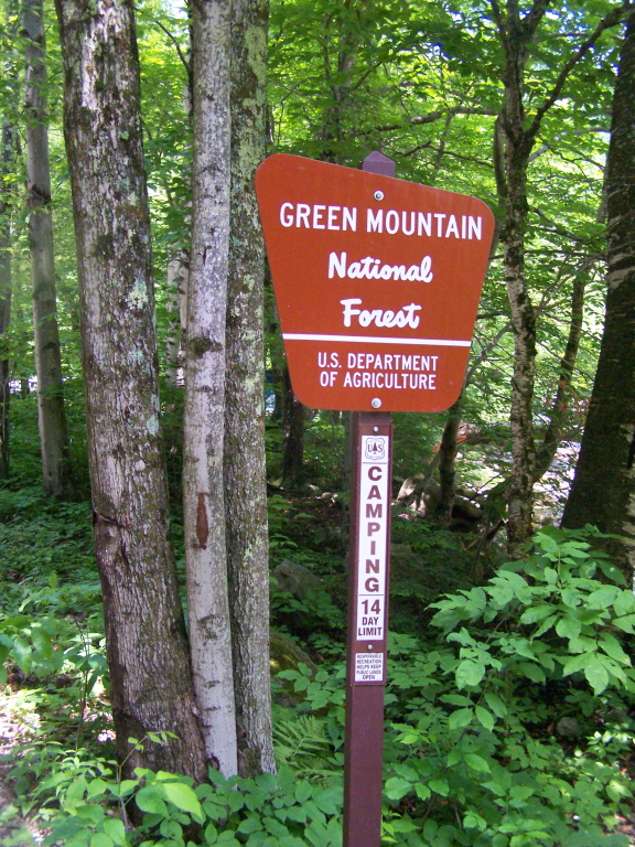 Photo: Green Mountain National Forest