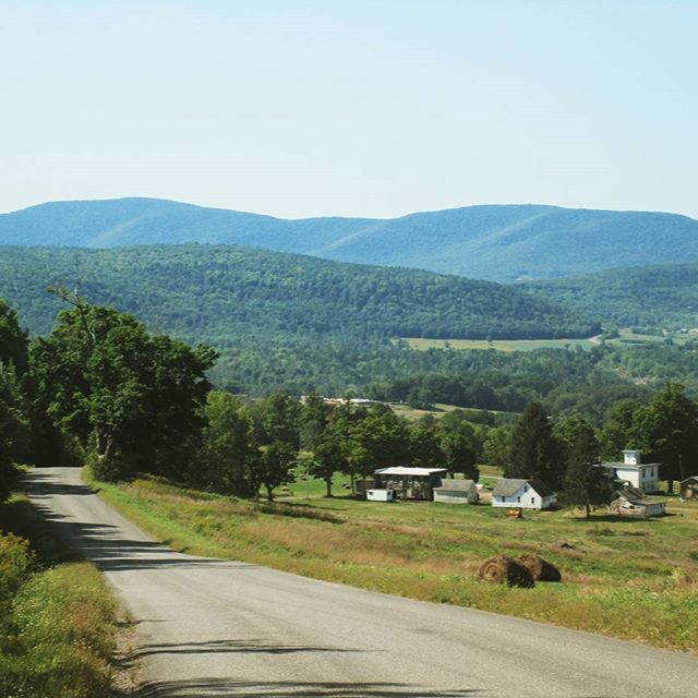 Photo: Back Road in Gilboa