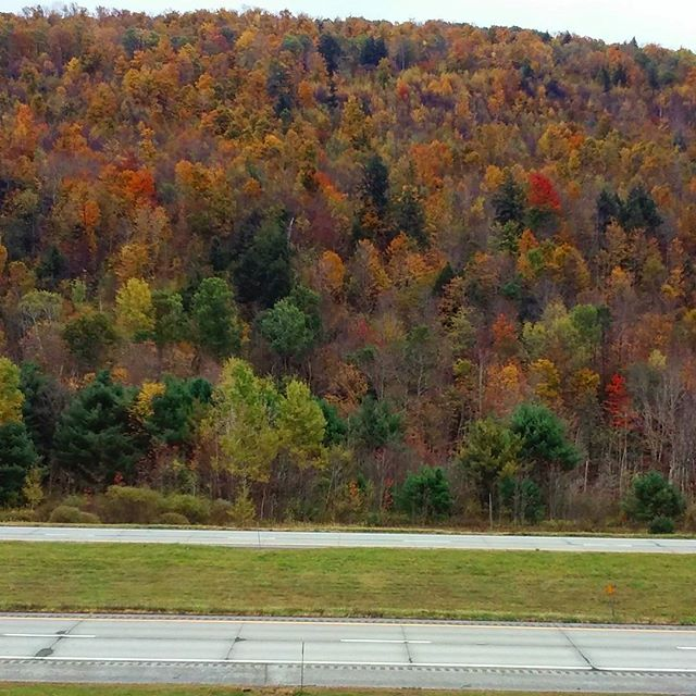 Photo: First Photo of the Great Autumn Road Trip #America #roadtrip #otsegocounty