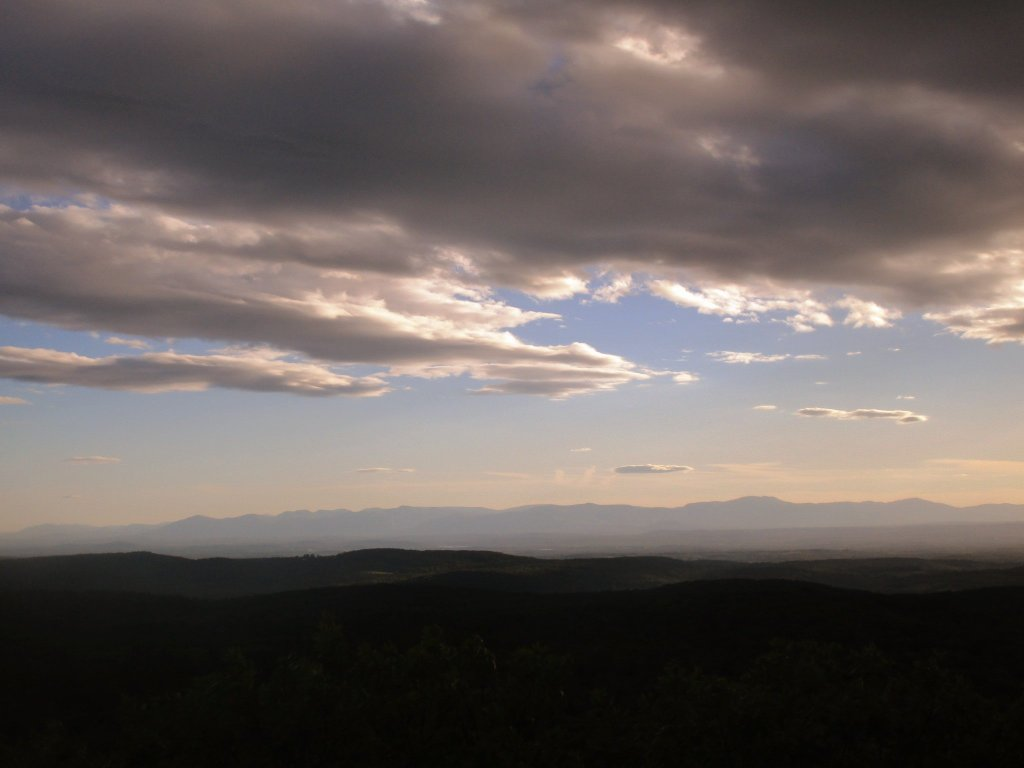 Photo: Clouds Closing In On The Catskills