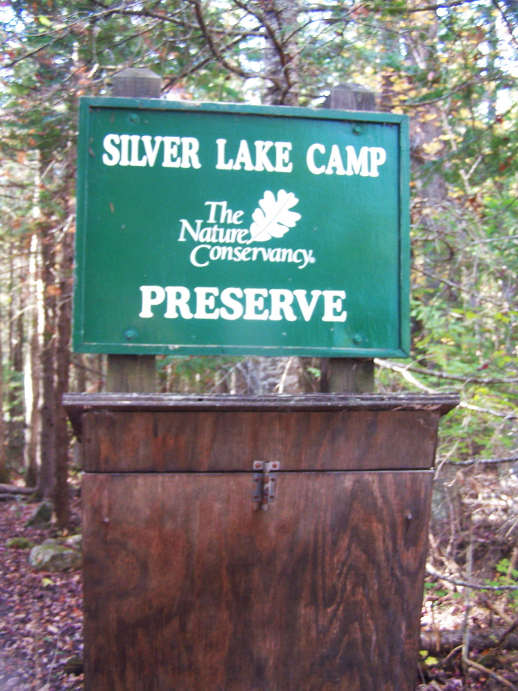 Photo: Silver Lake Camp Preserve