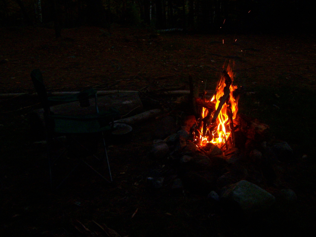 Photo: Getting Fire Ready to Use Dutch Oven