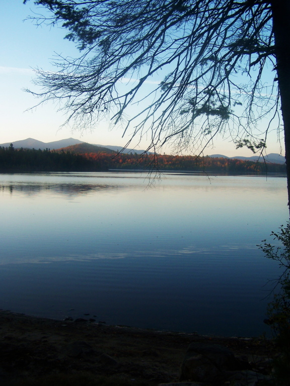 Photo: Second Morning at Union Falls Pond