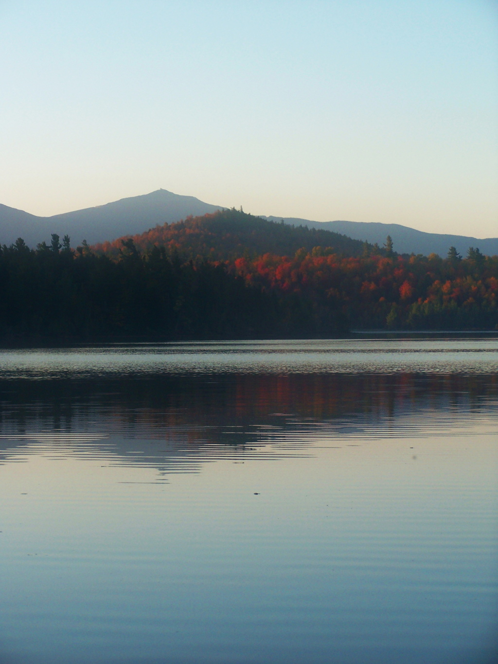 Photo: Morning at Union Falls Pond
