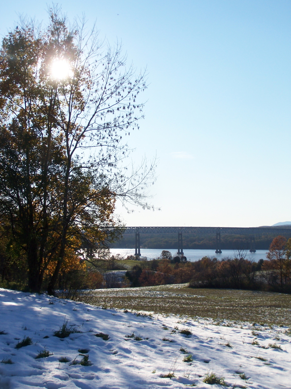 Photo: Kingston-Rhinecliff Bridge