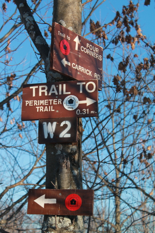 Photo: Trail Signs