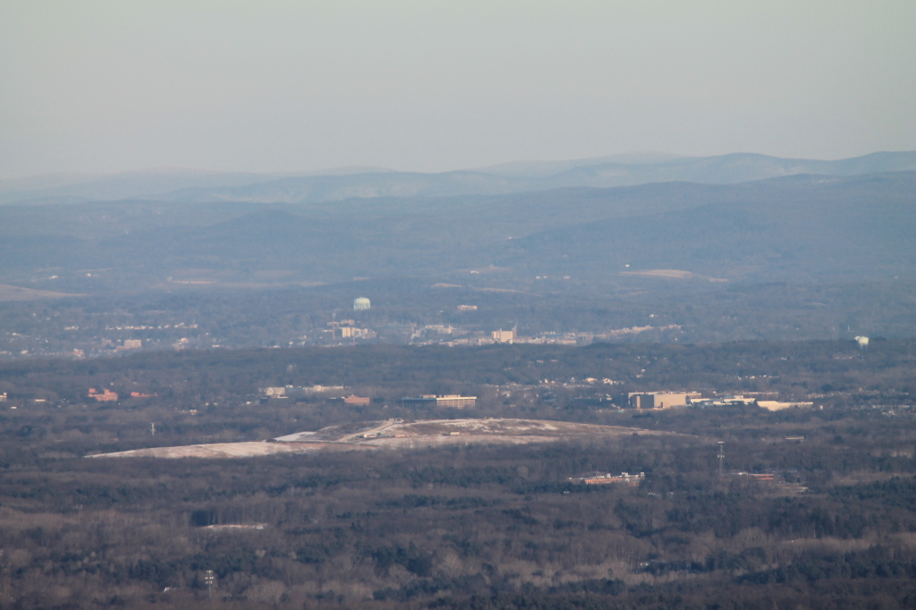 Photo: Rapp Road Landfill and Points North
