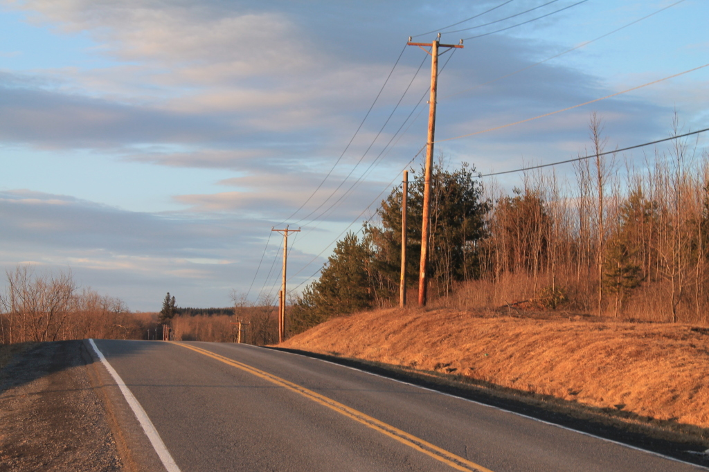Photo: County Route 351