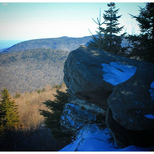 Photo: Facing Kaaterskill High Peak