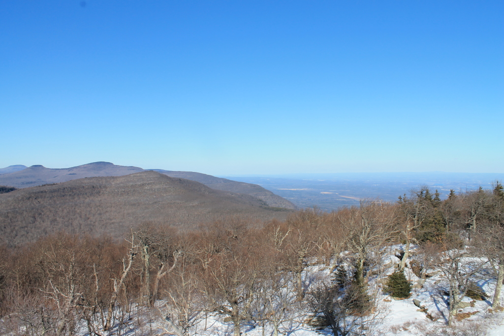 Photo: Platte Clove and Towards the Hudson Valley