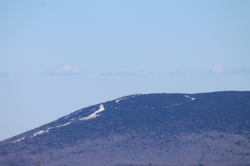 Photo: Snow on Bromley Mountain