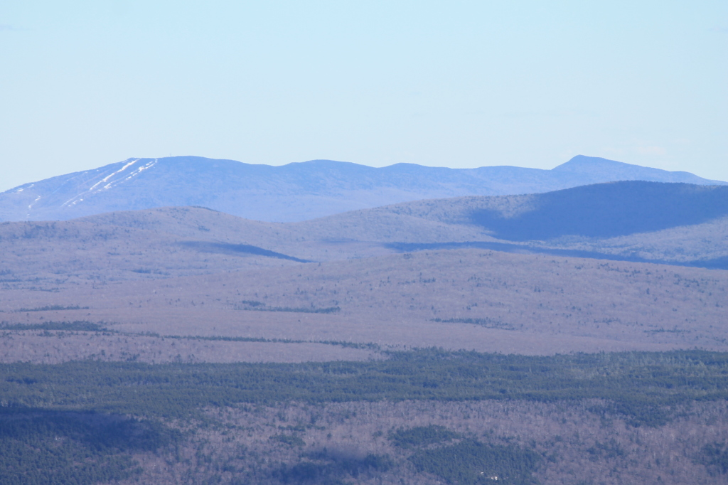 Photo: Bromley Mountain to Pointed Mountain #819M