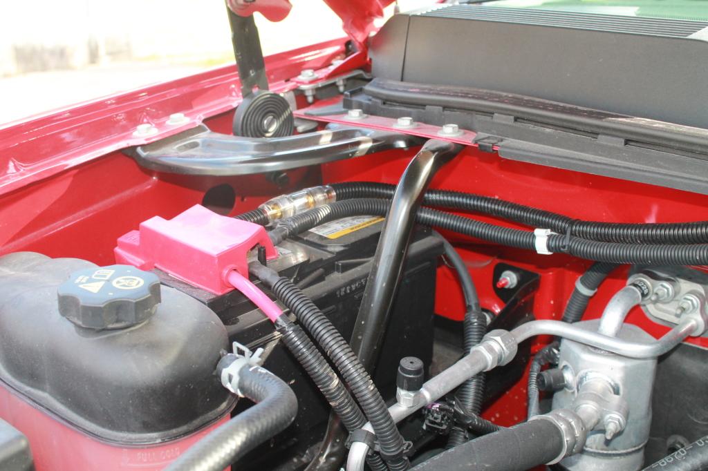2008 chevy silverado battery wiring 2008 chevy silverado radio wiring harness #13