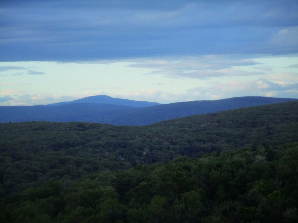 Photo: Mount Greylock In The Distance