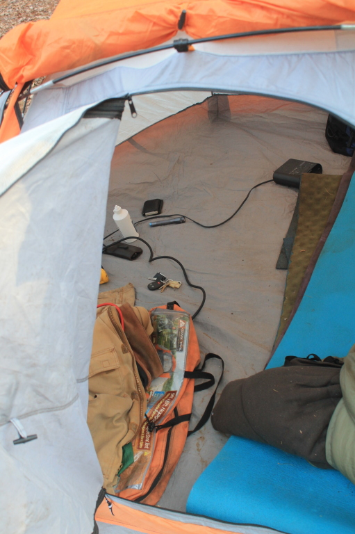 Photo: Well Wired Tent