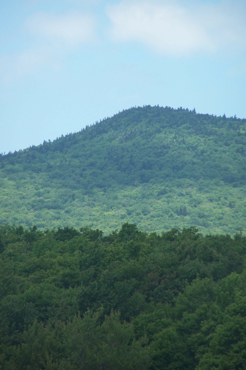 Photo: Peak Next to Stratton