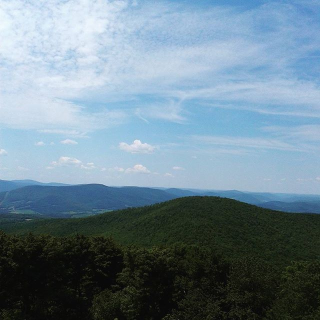 Photo: Churchhill Mountain and Township Valley