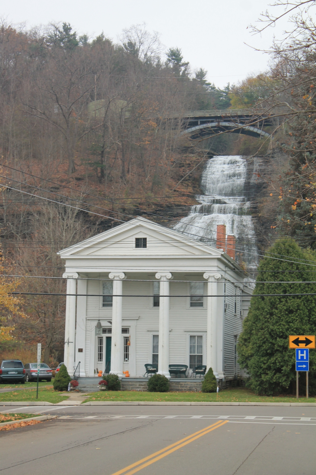 Photos: Montour Falls (Nov 10, 2012)
