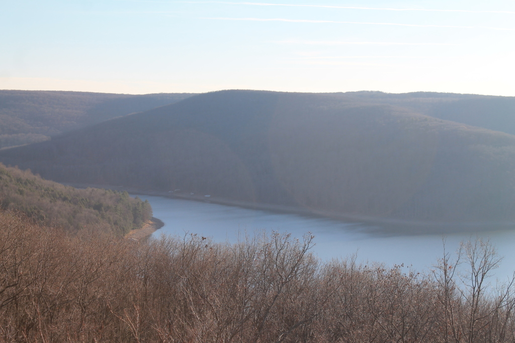 Photo: South West Over Allegheny Reservior