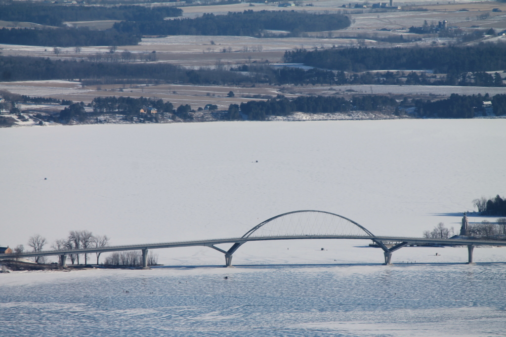 Photo: New Lake Champlain Bridge