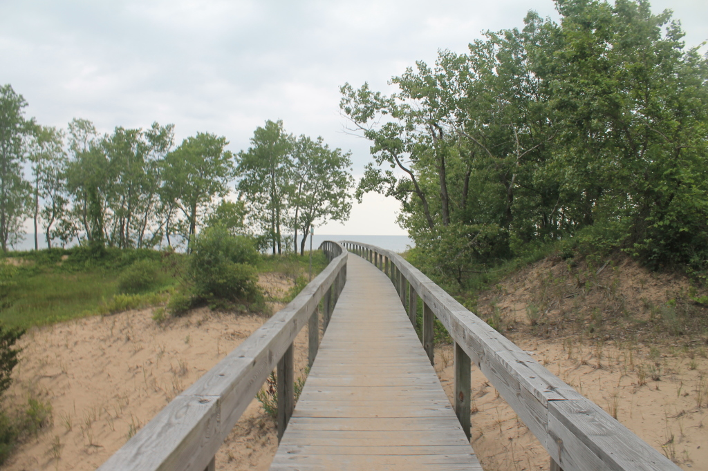 Photo: Lakeview Beach Boardwalk
