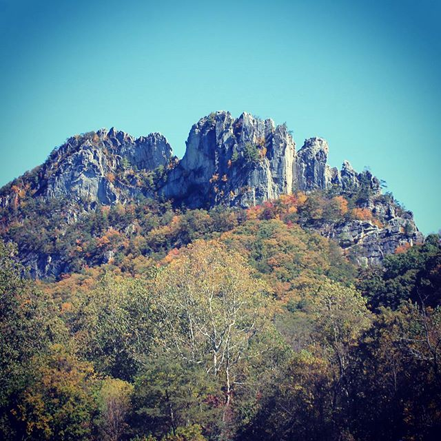 Photo: Another view of Seneca Rocks
