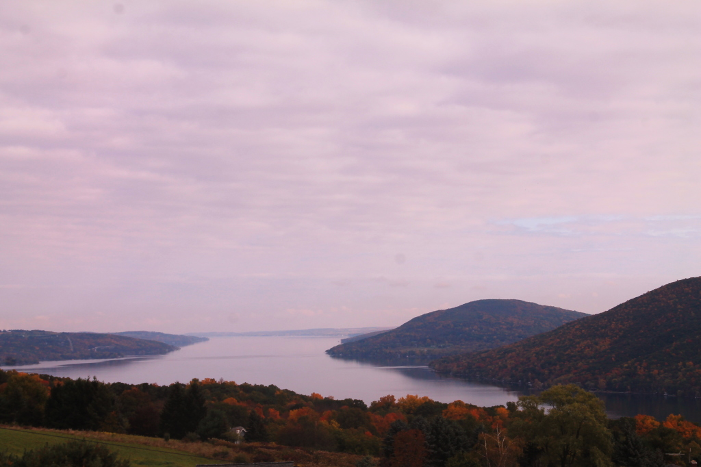 Photos: Canandaigua Lake (Oct 15, 2013)