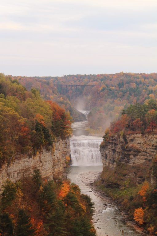 Photos: Letchworth State Park (Oct 15, 2013, Part F)