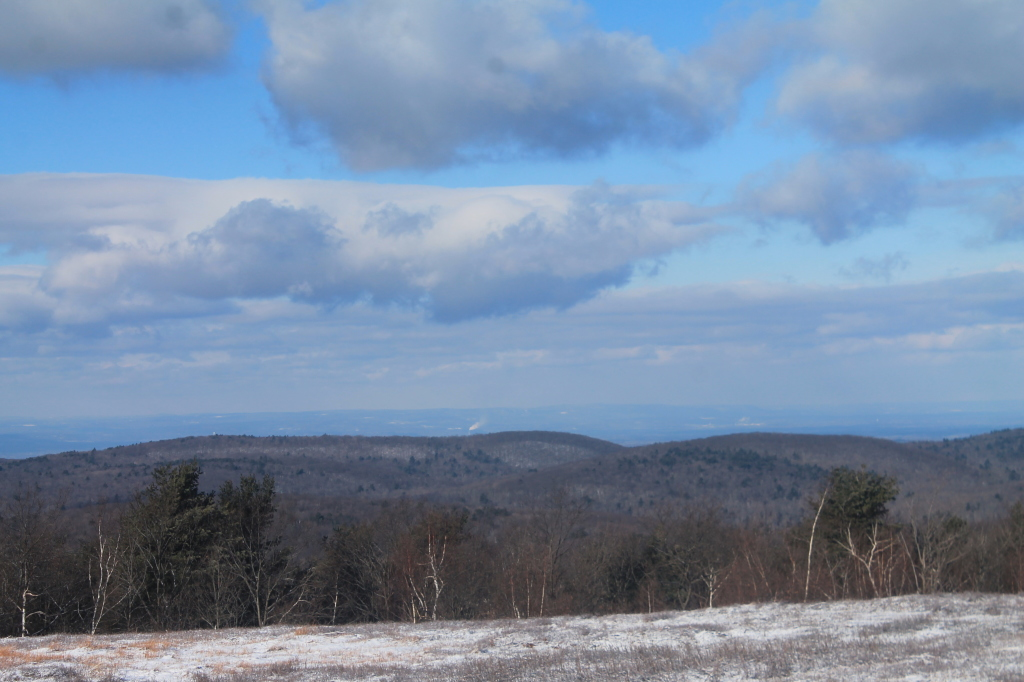 Photo: Can You Spot the Beebe Hill Firetower