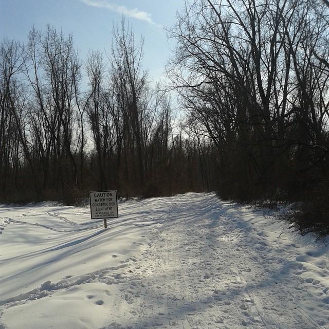 Schodack Island State Park Trail Map
