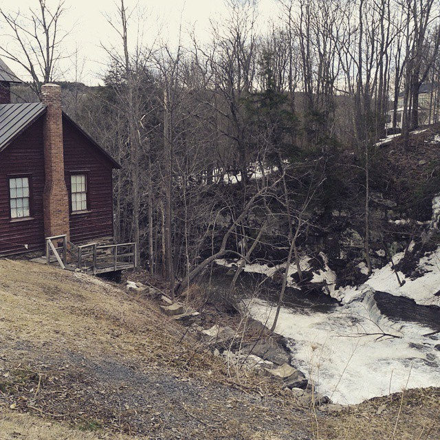 Photo: Old Grist Mill