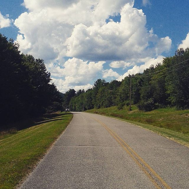 Photo: Quaker Lake Road